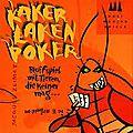 Le poker des insectes - expression orale/négation