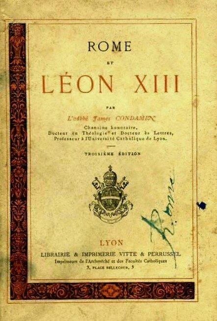 Rome et Léon XIII - 1
