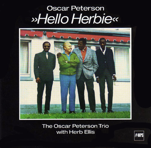 Oscar Peterson - 1969 - Hello Herbie (MPS)