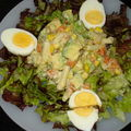 Salade ultra rapide