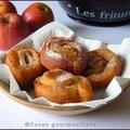 Beignets roulés aux pommes