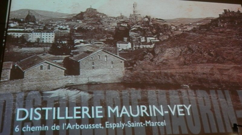 Distillerie Maurin-Vey Le Puy