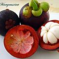 Flore de tahiti: le mangoustan