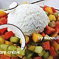 Tartare créole