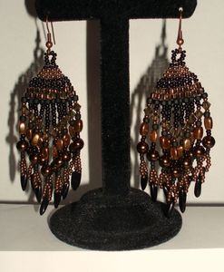 sherry_earrings_brown