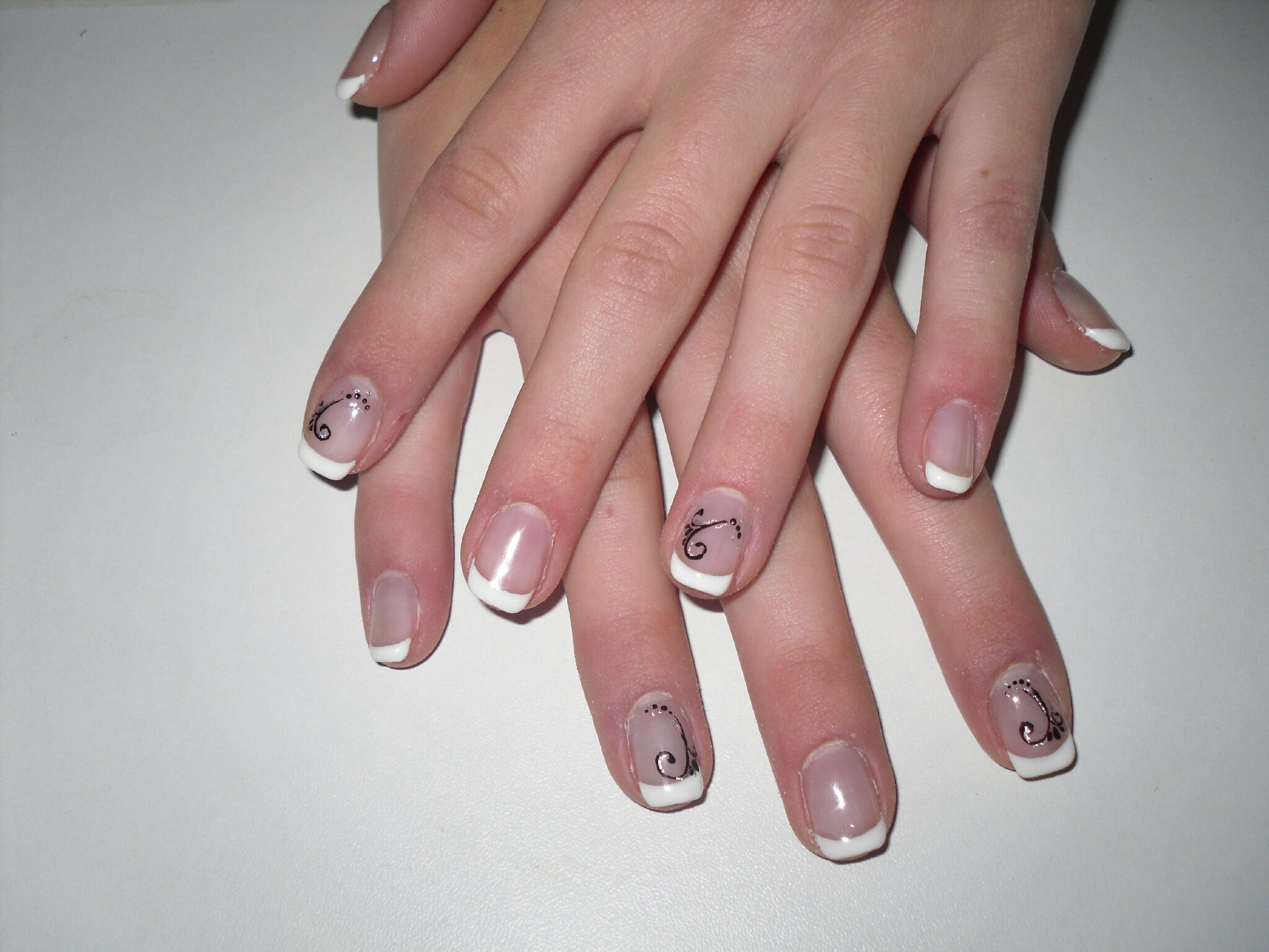 nail read more nail art simple sur ongles nail art simple sur ongles