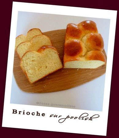 Brioche sur poolish (25)