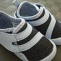Baby light shoes de domyos : des chaussons ergonomiques pour mon bébé