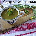 Soupe de grelos