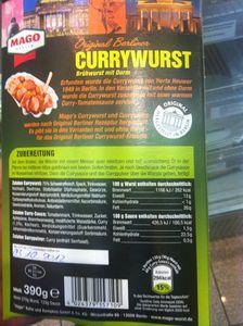 Currywurst (5) J&W