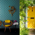 Yellow selection ❤ interior & {...}