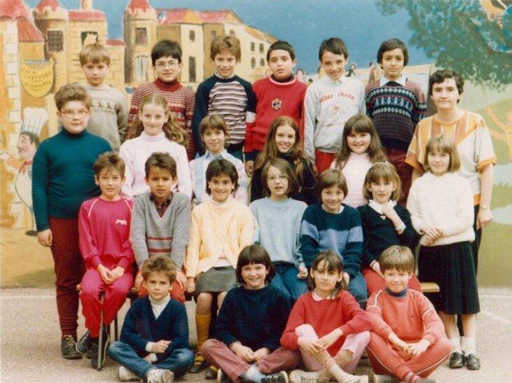 école St-Louis 1983 (3)