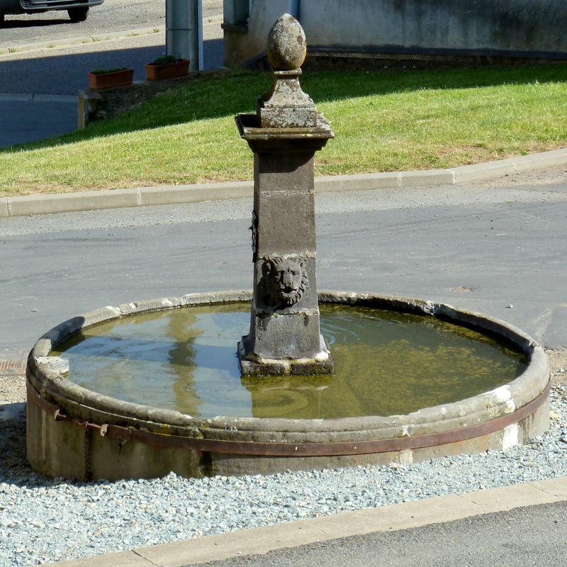 fontaine à Argnat