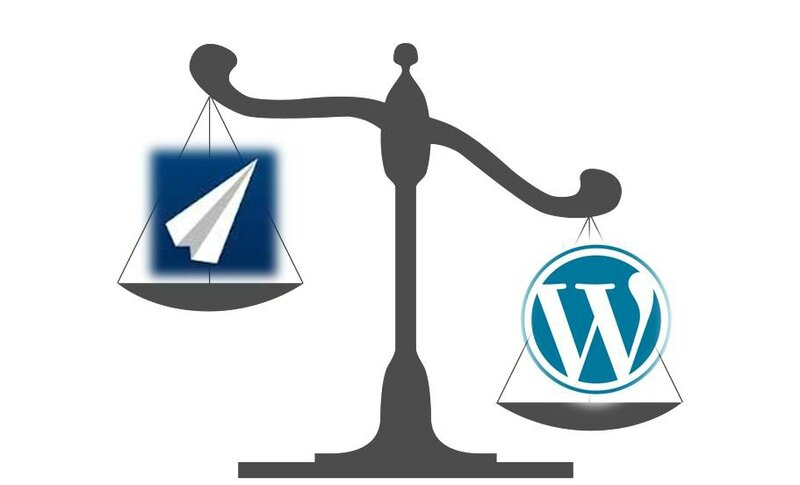 canalblog vs Wordpress