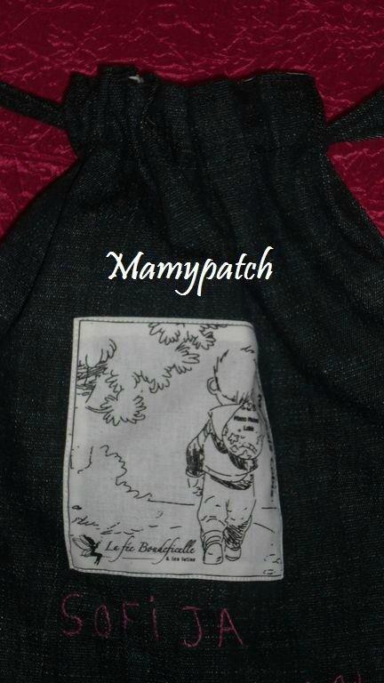 Mamypatch pour Sofija