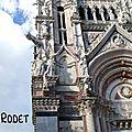 Duomo, Siena, Toscane