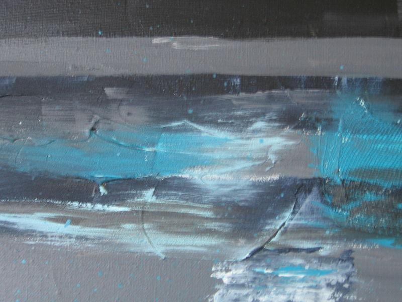 Tableau bleu turquoise affordable tableau toile tableau dcoration vespa annes modle bleu with - Tableau bleu turquoise ...
