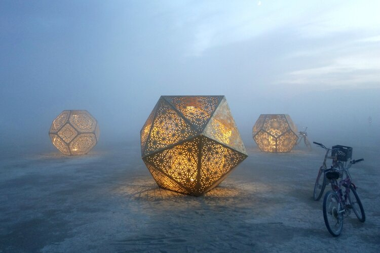 Burning Man 2014-2