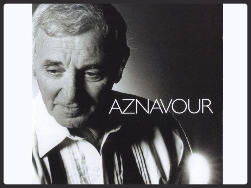 Il Fallait Bien par Charles Aznavour sur une Musique d'Armand Seggian