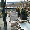 Aménagement de terrasse: avant /après