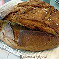 Le bonheur de faire son pain: osez!