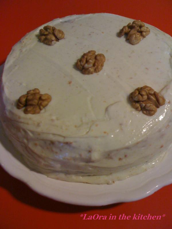 Le Carrot Cake De Julie Andrieu