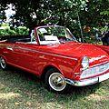Auto union Dkw type F12 roadster de 1963 (34ème Internationales Oldtimer meeting de Baden-Baden)01