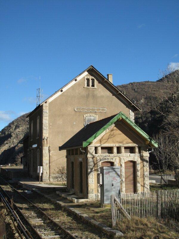Gare de Fontpédrouse