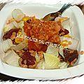 Salade vite faite