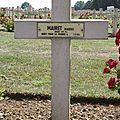 Soldat Marius MAIRET