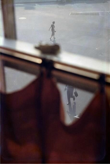 SAul Leiter Curtain