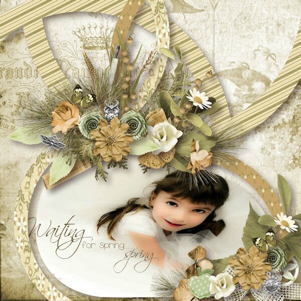 Flomelle_Template_page de Ida Passion - Kit de Mooscrap
