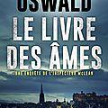 Oswald james / le livre des âmes.