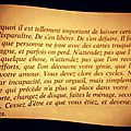 Citations & textes ... garou - que l'amour est violent ...