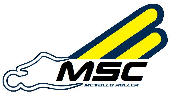 logo MSC en tête blanche