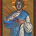 Le coeur miséricordieux de jésus