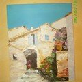 ruelle en provence au couteau