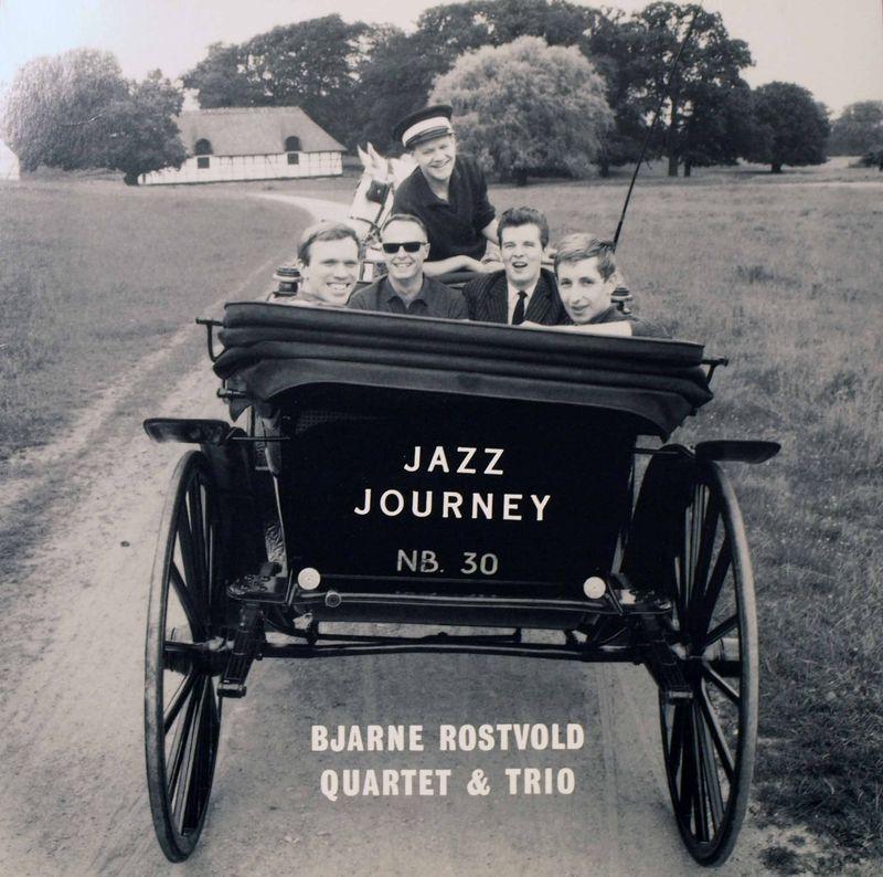 Bjarne Rostvold Quartet Trio Jazz Journey
