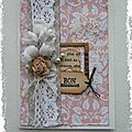 Une carte shabby