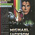 Concours michael jackson moonwalker - podium, décembre 1988