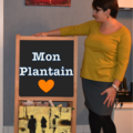 Mon plantain deer and doe