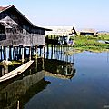 Lake Inle - Myanmar (Birmanie)
