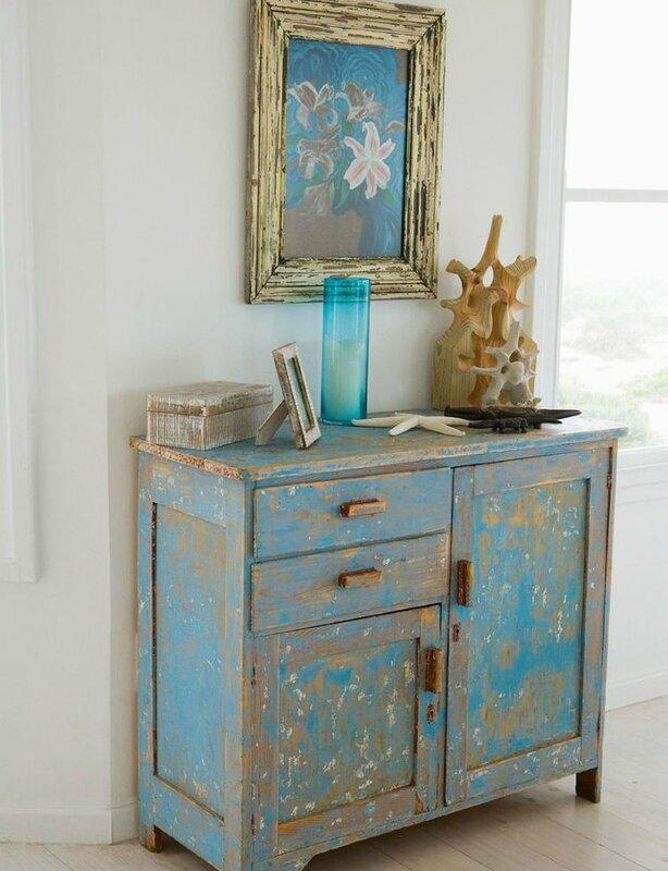 meubles-vintage-DIY-commode-peinte-traitée-papier-verre