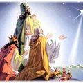 Marie, la nativité.