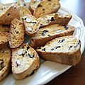 Cantucci comme à florence ! tuscan-style cantucci !