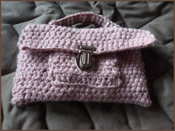 cartable au crochet