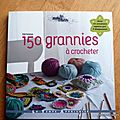 Echarpe en triangles grannies