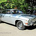 Jaguar type 420 G de 1968 (34ème Internationales Oldtimer meeting de Baden-Baden) 01