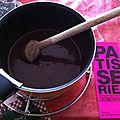 Sucettes chocolat à l'anis ou pas ! by christophe felder