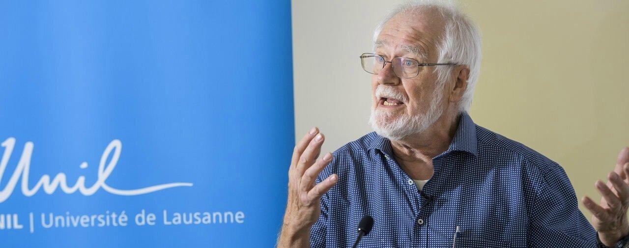 Le Nobel de chimie au Vaudois qui a révélé l'invisible